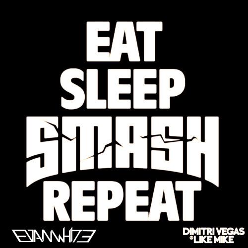 Eat Sleep Rave Repeat With Leprechauns And Unicorns (Evan White Edit)