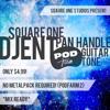 Djent Pan Handle Guitar Tone