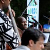Trio with Christian McBride and Ulysses Owens Jr - Sanctuary Blues
