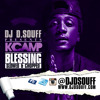 K-Camp - Blessing (Slowed & Chopped by @djdsouff)