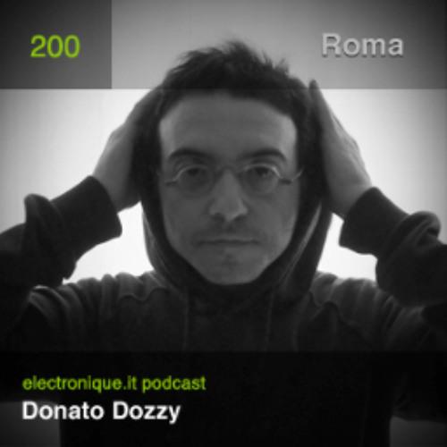 E.P. 200 - Donato Dozzy - Roma