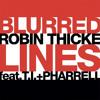 Robin Thicke Ft. T.I. & Pharrell - Blurred Lines (Offwork Remix 2k14) ***