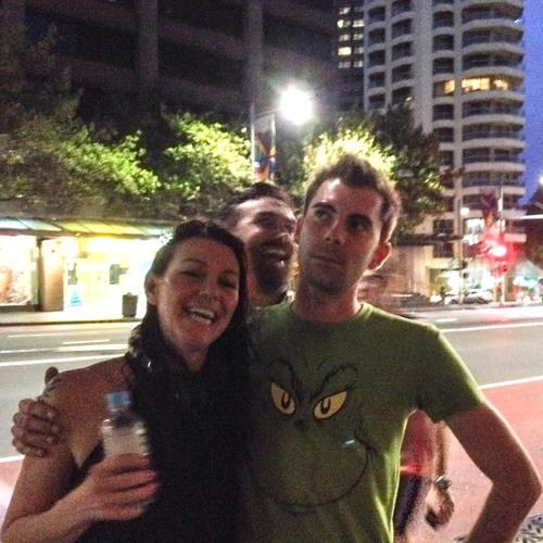 Nadja Lind recorded live @ 5Y Shrug/Burdekin, Sydney, Australia
