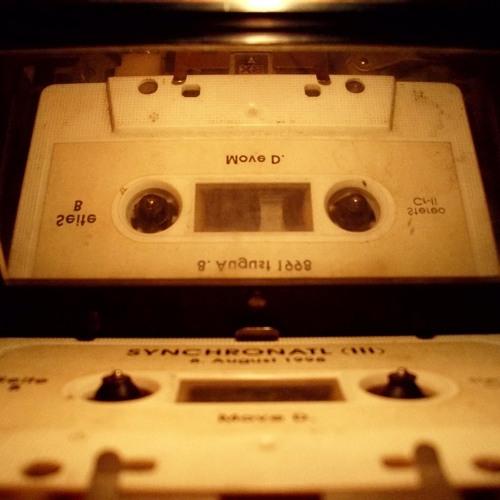 Move D. / SYNCHRONATL (III) (8.AUGUST.1998 -Tape) Side. B