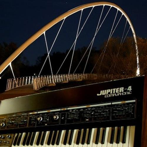 "Roland Jupiter-4  ""City By Night"""