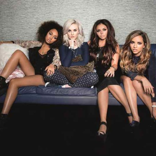 Happy New Year From Little Mix