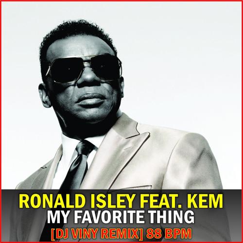 My Favorite Thing (DJ Viny Remix) 88 BPM
