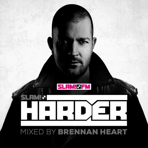SLAM!Harder - Brennan Heart - #04 (December 2013)
