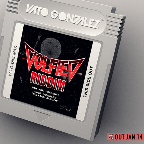 Vato Gonzalez - Volfied Riddim (preview) [OUT NOW]