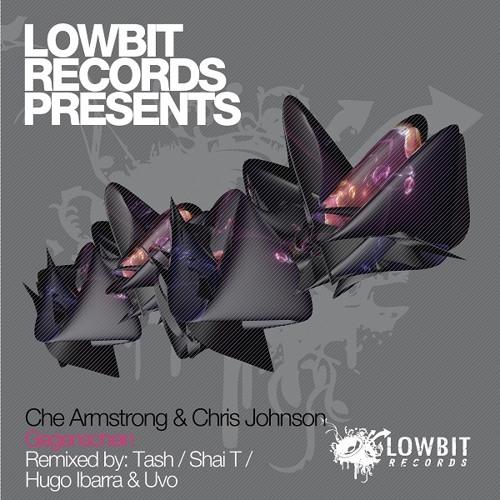 Ché Armstrong & Chris Johnson - Gensenchein - Hugo Ibarra & Uvo Timeless remix - Lowbit Records