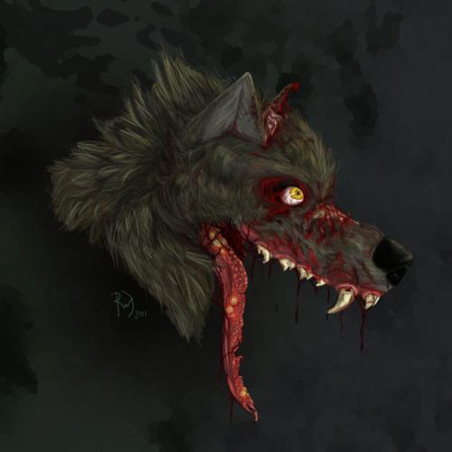 Hellhound (Omega's child)