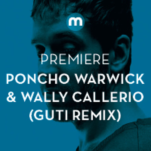 Premiere: Poncho Warwick & Wally Callerio 'Who Will Comfort Me' (Guti Summer Loving remix)