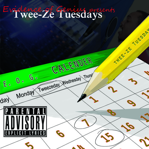 Twee-Ze - Ghetto Intellectual Snippet (Prod. Rewind Productions)