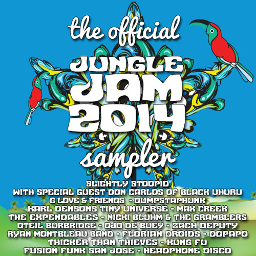 Jungle Jam IV Playlist