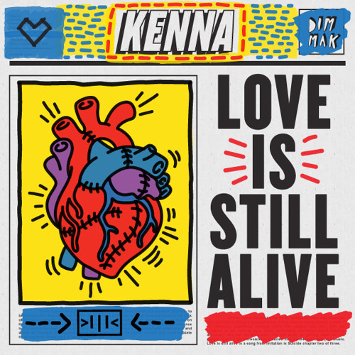 Kenna - Love Is Still Alive (Jonas Asp Remix)