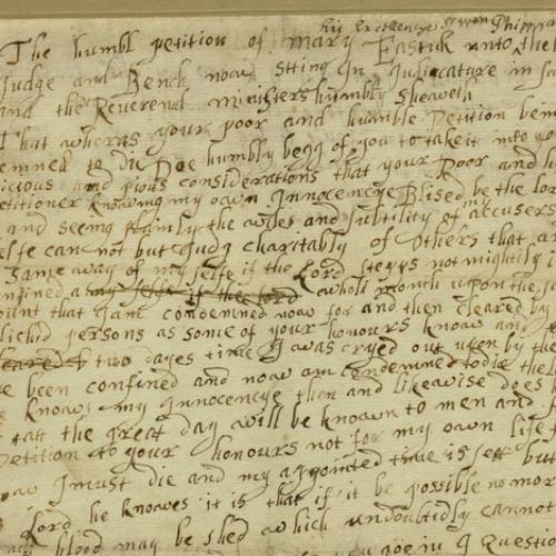 A Poor Petitioner - Revised Version December 2013