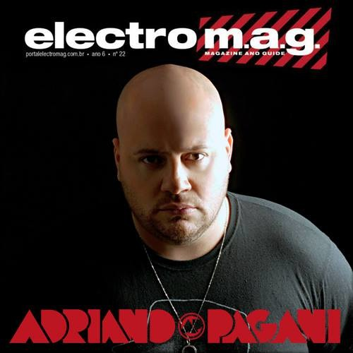 Adriano Pagani Electro Mag Cover Set