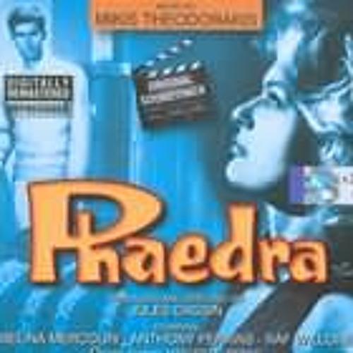 Phaedra - Cover