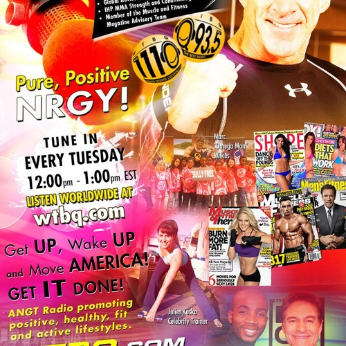ANGT Radio 93.5FM WTBQ Host Rob Fletcher Featured guest Gary Reinl and Nick Tumminello