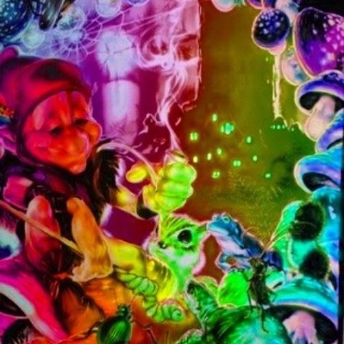 ॐ ॐ Ganjiadelic ® Mushroom Fantasy ॐ ॐ ॐ Color Design Mix  ॐ