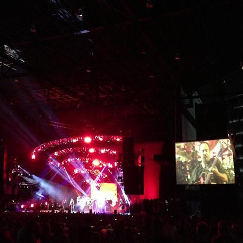 Dave Matthews Band - Big Eyed Fish  (Opener) 7-19-13 West Palm Beach, FL