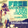 Bad Boy Bill & Steve Smooth - Free (EchoGate Remix) feat. Seann Bowe