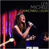 Lea Michele - Cannonball (Live)