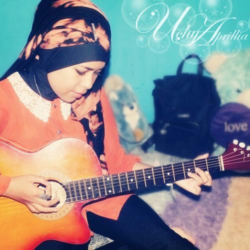 Dia dia dia - UchyAprilliaZee ( Guitar Cover )