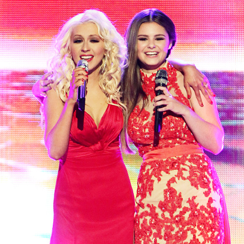 Jacquie Lee & Christina Aguilera - We Remain