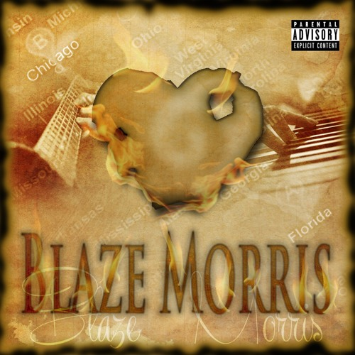 Blaze Morris The album
