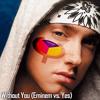 Without You (Eminem Vs Yes, 2010)