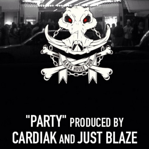 Slaughterhouse - Party (prod Cardiak and Just Blaze)