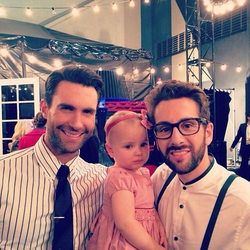 Will Champlin & Adam Levine - Tiny Dancer