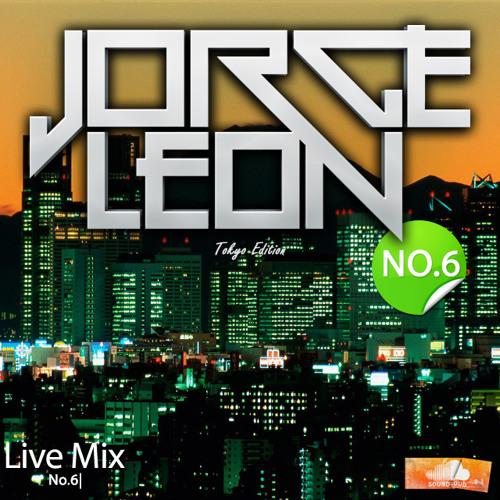 Jorge Leon - Live Mix No.6 (Tokyo Edition)