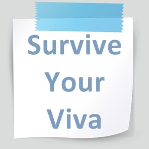 Survive your Viva - Tom Penfold