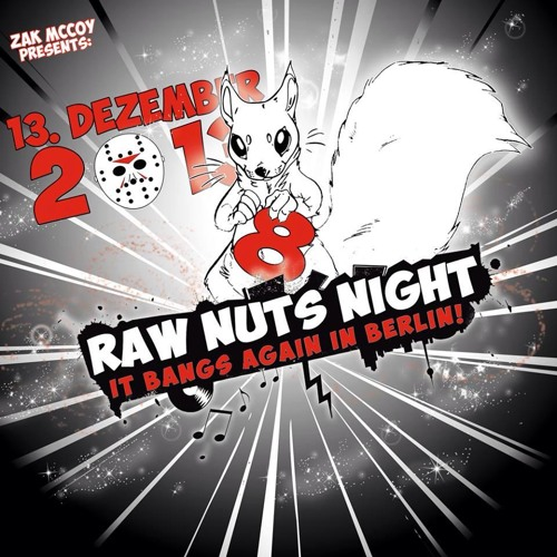 DJ Drixx @ Raw Nuts Night #8 | Club M-Bia / Berlin | 1312-2013