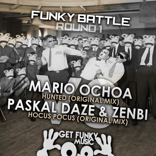 [GFM030] Mario Ochoa vs Paskal Daze & Zenbi (Funky Battle - Round 1)