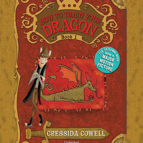 HOW TO TRAIN YOUR DRAGON by Cressida Cowell, Read by David Tennant - Audiobook Excerpt