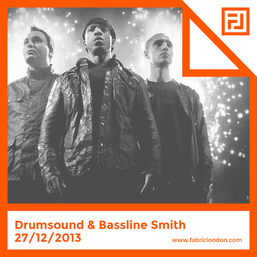 Drumsound & Bassline Smith - FABRICLIVE x Playaz Mix