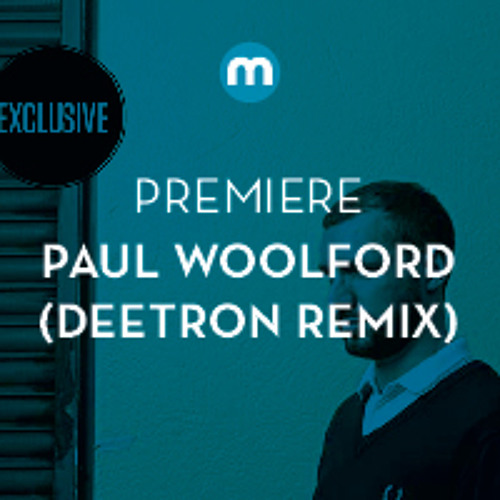 Premiere: Paul Woolford 'Untitled' (Deetron remix)