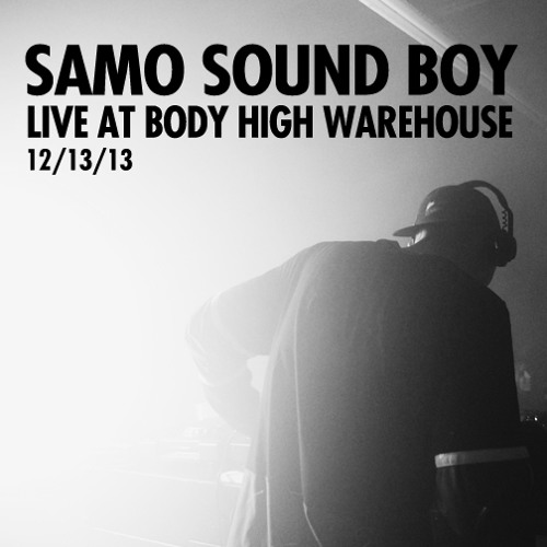 Live At Body High Warehouse (12/13/13)