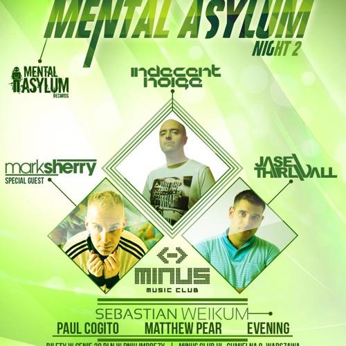 Indecent Noise LIVE @ Mental Asylum Night, Warsaw, Poland (14.12.13)