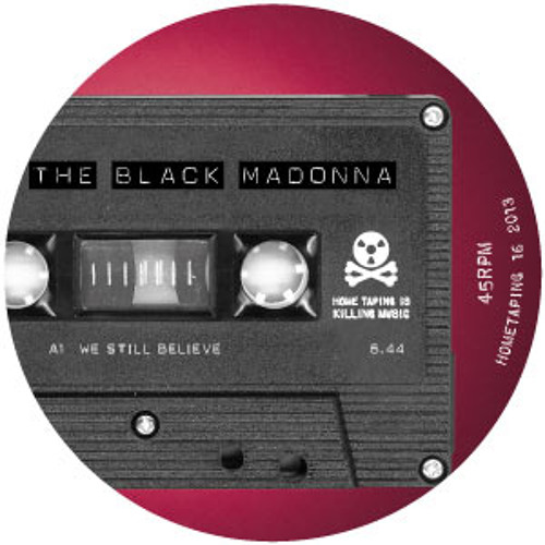 The Black Madonna's Love Or Perish Mix