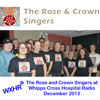 We Wish You A Merry Christmas by community choir The Rose & Crown Singers