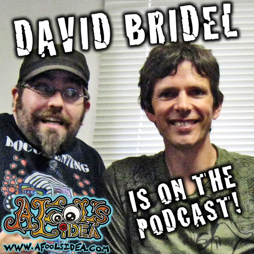 Ep. 21 - David Bridel - A Fool's Idea the Podcast