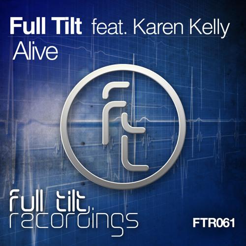 Full Tilt Feat. Karen Kelly - Alive - Radio Edit