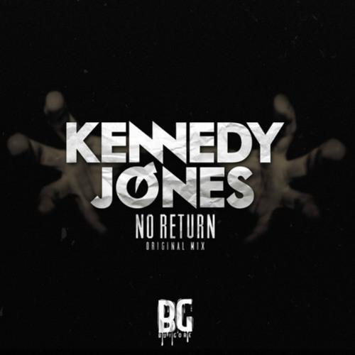No Return by Kennedy Jones