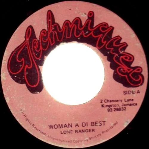 "LONE RANGER - ""Fe Mi Woman A De Bes'"""