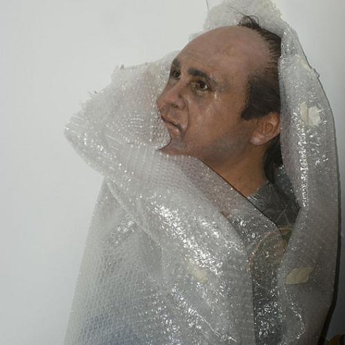 The Danny De-Vito chap, in Bubble Wrap MIXTAPE