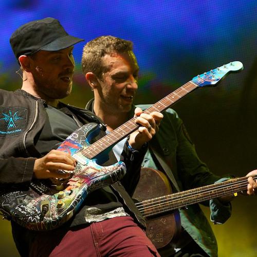 Coldplay Live Bilbao BBK 2011-Violet Hill